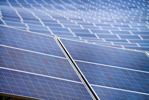 Photo / Solar Panel